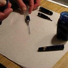 How to make fountain pen ink