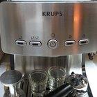 Solución de problemas de la máquina Espresso