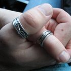 The significance of thumb rings