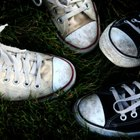 Diferentes formas de atar tus zapatillas Converse