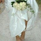 Estilos de vestido de boda para personas de baja estatura