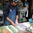 Cómo hacer pastel de arroz mochi