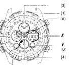 Instrucciones de un reloj Citizen Navihawk