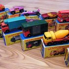 Where can I find out what old matchbox cars are worth?