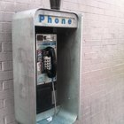 How to find a pay phone