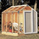 How to Build an Insulated 8X8 Shed