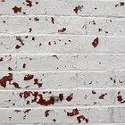 Cómo eliminar pintura de los ladrillos