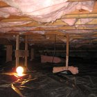 How to Convert a Crawl Space to a Basement
