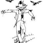 Cómo vestirse como el espantapájaros para Halloween