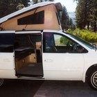 How to Convert a Minivan Camper