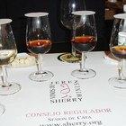 How to make sherry wine