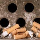 Cómo hacer un insecticida de nicotina