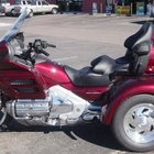 How to Bleed the Rear Brakes on a Motorcycle Trike