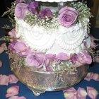 Cómo hacer un contrato para el pastel de boda