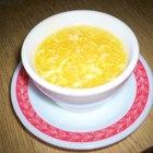 Cómo preparar una sopa fácil de huevo