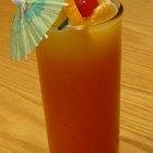 Cómo preparar bebidas mixtas con sidra de manzana