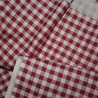 What is gingham fabric?