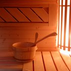 How to use a sauna and a steam room properly