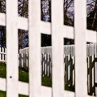 How to put up a picket fence