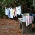 Estrategias para realizar un escurridor hecho en casa para la ropa lavada a mano