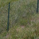 How to install a chicken wire fence