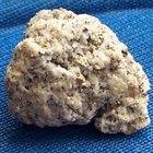Cómo probar una roca para saber si contiene oro