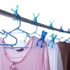 Consejos de lavado para evitar que los colores destiñan