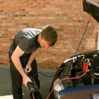 How to charge a car battery safely