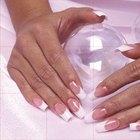 Cómo aplicar unas uñas de fibra de vidrio