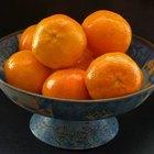 Cómo almacenar mandarinas