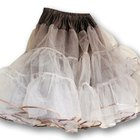 How to make a crinoline
