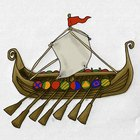 How to make a model Viking ship