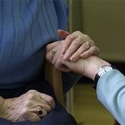 About elderly care workers