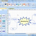 How to Create a Mind Map in Visio