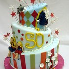 Birthday party ideas for a 50-year-old
