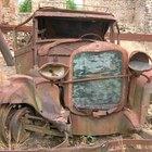 Cómo denunciar un vehículo abandonado