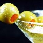 Cómo hacer un martini sucio con vodka