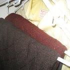 Cómo colgar suéteres