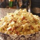 Cómo hacer ensalada de patatas para 50 personas