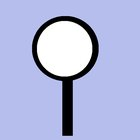 How to make a fake magnifying glass