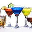 Cómo servir copas