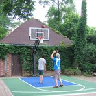 How to Make a Basketball Court