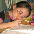 Niños con problemas para tomar el lápiz en la escritura a mano