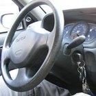 How to Break a Steering Column