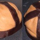 Cómo hacer un sombrero de cuero