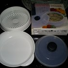 How to Use a Microwave Steamer