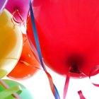 Cómo comenzar un servicio de arreglos de globos