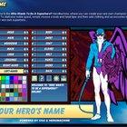 How to Make a Superhero Online