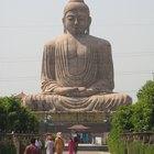 Significados de diferentes estatuas de Buda