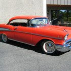 Facts about 50s cars